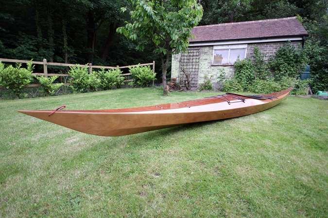 Plywood Kayak Kits Uk