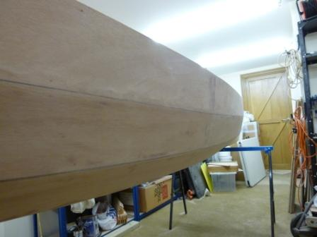 how to build a canadian canoe