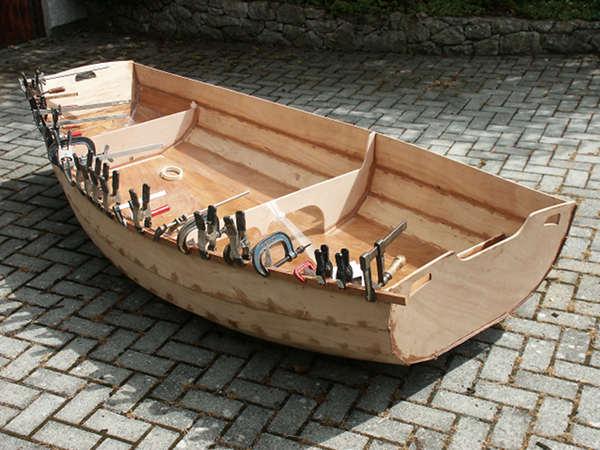 Eastport Pram / Build Progress Logs / Fyne Boat Kits Forum